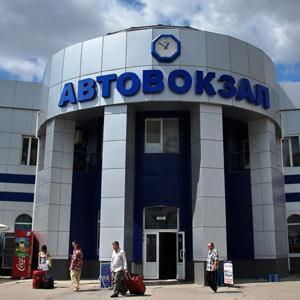Автовокзалы Октябрьского
