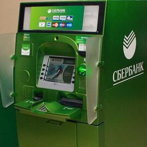 Банкоматы Октябрьского