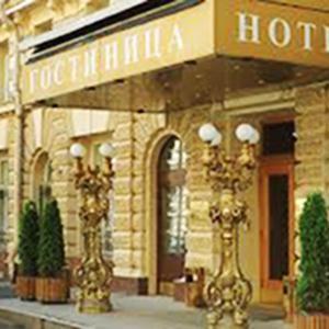Гостиницы Октябрьского