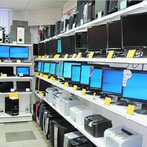Компьютерные магазины Октябрьского