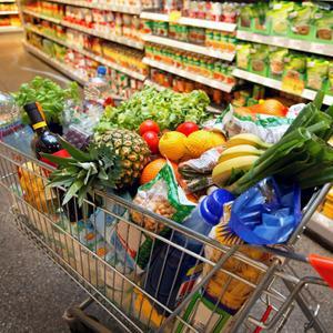 Магазины продуктов Октябрьского