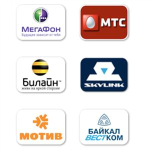 Операторы сотовой связи Октябрьского