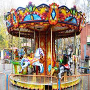 Парки культуры и отдыха Октябрьского