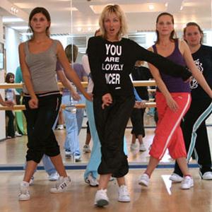 Школы танцев Октябрьского