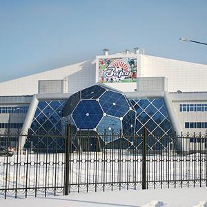 Спортивные комплексы Октябрьского